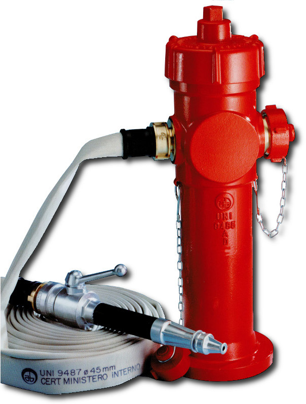 Fire Safety Hydrant System